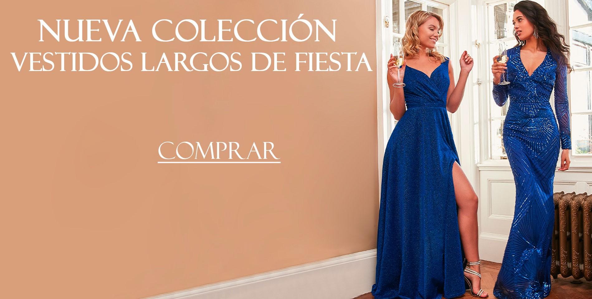 Nueva Colección 2019 - Vestidos largos de fiesta