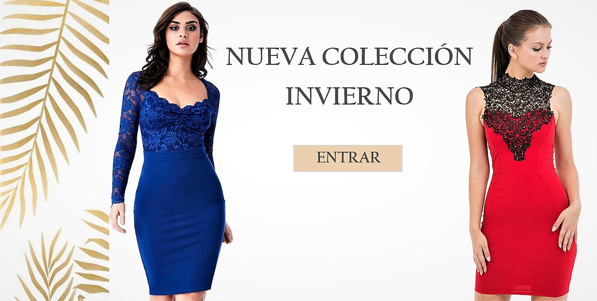 Colección Invierno - Vestidos cortos de fiesta
